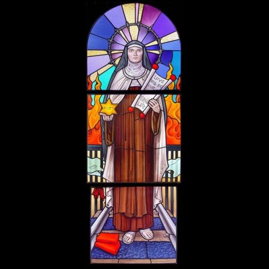 Carmelite Monastery, Wisconsin, USA - Vetrate Artistiche