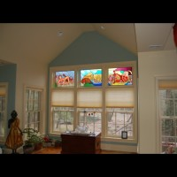046- Window panels- private residence - Philadelpia PA (USA)