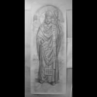 052- Albert of Jerusalem - Carmelite Monastery Denmark WI (USA)