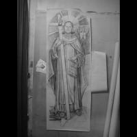 060- John of cross Cartoon - Carmelite Monastery Denmark WI (USA)