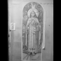 064- Theresa Avila cartoon - Carmelite Monastery Denmark WI (USA)