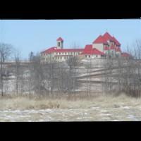078- Esternal view - Carmelite Monastery Denmark WI (USA)