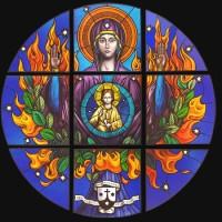080- Madonna - Carmelite Monastery Denmark WI (USA)