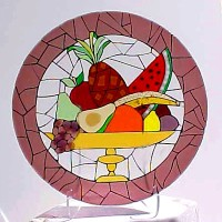 080- fruit plate