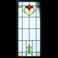 164- door panel - private residence - Siena (Italy)