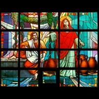 214- Cana wedding - St Augustine church - New City NY (USA)