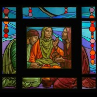 238- emmaus - St Augustine church - New City NY (USA)