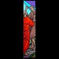 246-Prodigal son - St Augustine church - New City NY (USA)
