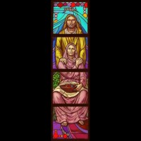 250- Joachim Anna - St Augustine church - New City NY (USA)