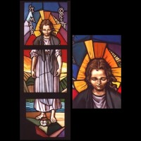 346- Maria Goretti - Christ the King Church - Courtney (CAN)