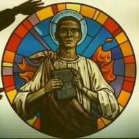 478- St Karol Lwanga - Immaculate Cathedral -Basseterre (Saint Kitts and Nevis)