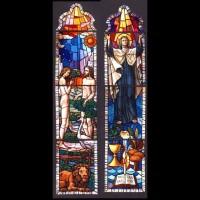 522- Eden St Marguerite Redi - St Bernardone Parish church - Arezzo (Italy)