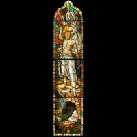 524- Risurrection - St Bernardone Parish church - Arezzo (Italy)
