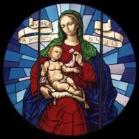 Tondo Madonna delle Grazie