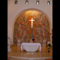 016-Absidal-mosaic-Holy-Spirit-parish-Poggibonsi-Siena-Italy