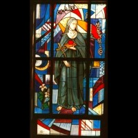 446- Clare of Montefalco- Augustinian Monastery - Suffern NY (USA)