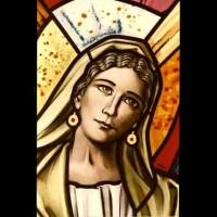 456- St Monica (part) - Augustinian Monastery - Suffern NY (USA)