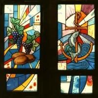 458- Eucharistic symbols - Augustinian Monastery - Suffern NY (USA)